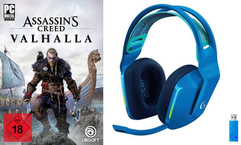 Logitech G733 Headset + PC Assassin's Creed Valhalla Spiel für 154,95€ inkl. Versand (statt 200€)