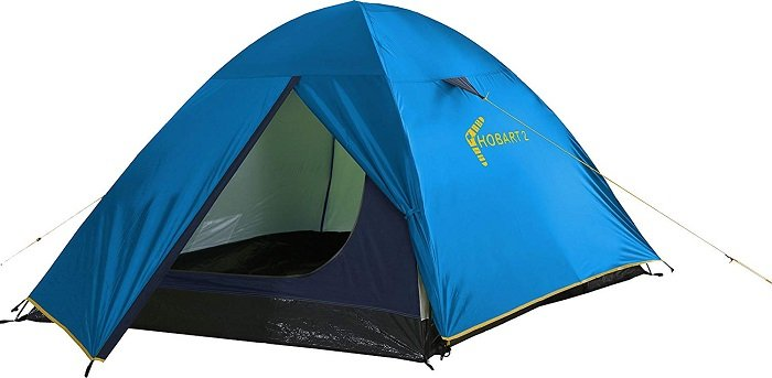 Vorbei! Best Camp Zelt Hobart 2 für 17,99€ mit Prime (statt 52€)