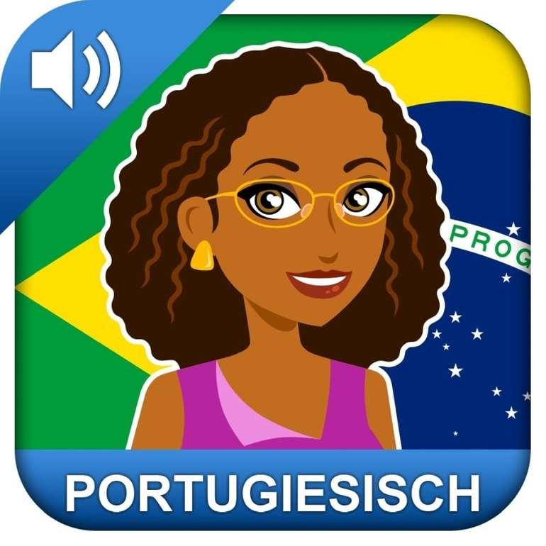 """App """"Portugiesisch lernen mit MosaLingua Premium"""" kostenlos für Android (statt 5,49€)"""