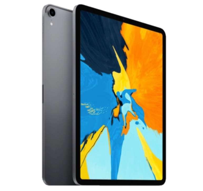 Apple iPad Pro 11 (MTXN2FDA) WiFi 64GB in Spacegrau für 733,95€ (Vergleich: 779€)