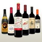 Rioja-Entdecker-Paket: 6 Flaschen Rotwein (versch. Sorten) für 36€