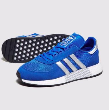 adidas Originals Marathon Boost Herren Sneaker für 35€ inkl. Versand (statt 79€)