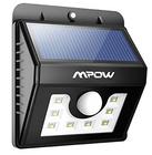 Mpow Solarleuchte mit LED und Bewegungsmelder für 8,15€ oder 2er Pack ab 13,73€