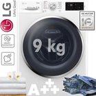 LG F14WM9KG - 9kg XL Waschmaschine mit 1400U/min für 399,90€ (statt 499€)