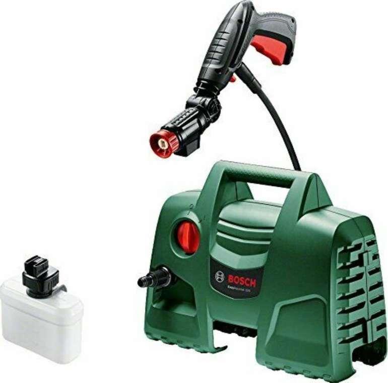 Bosch EasyAquatak 100 Hochdruckreiniger (1200 W, Fördermenge 300 l/h) für 44€