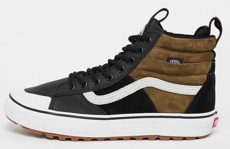 Vans SK8-Hi MTE 2.0 DX dirt / true white Sneaker aus Leder für 43,99€ (statt 84€)
