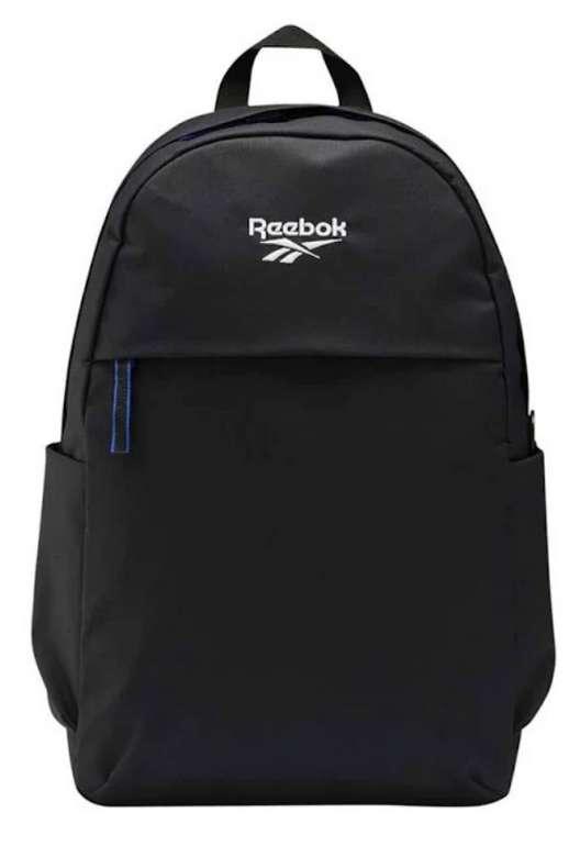 Reebok CL FO JWF Backpack 2.0 in schwarz für 23,99€inkl. Versand (statt 50€)