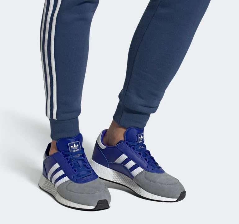 Adidas Marathon Tech Sneaker in blau-grau-weiß für 51,98€inkl. Versand (statt 68€)