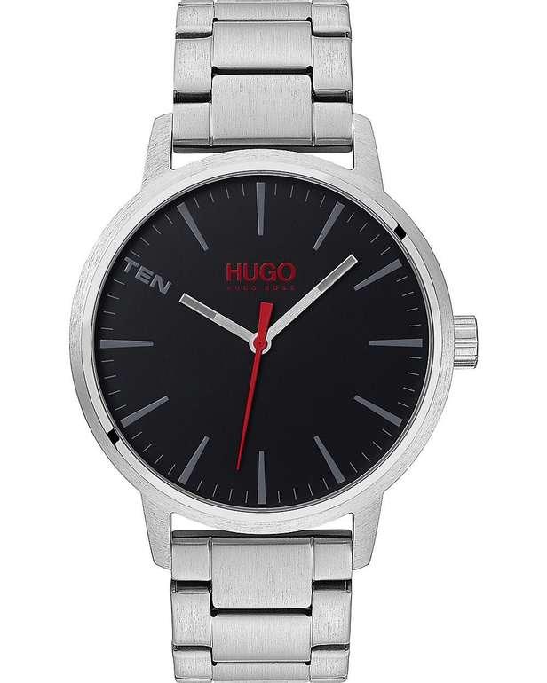 Hugo Herren-Uhren Analog Quarz Stand HU1530140 für 99,51€ inkl. Versand (statt 123€)