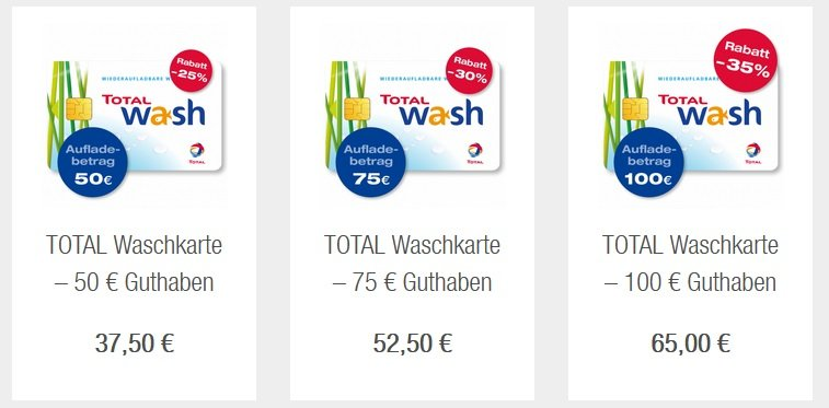 Total Waschkarten