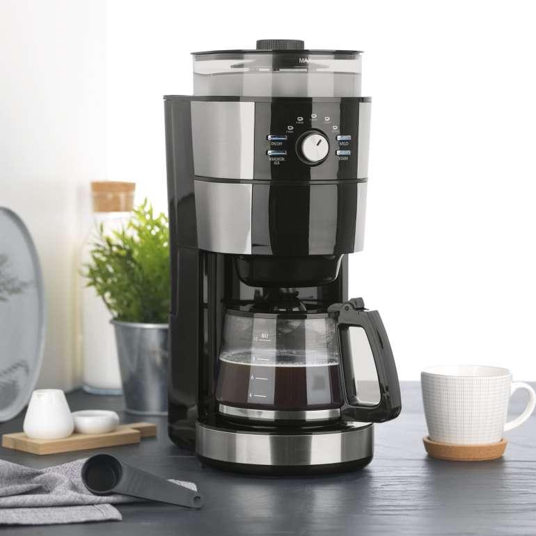 Beem Fresh Aroma Intense Kaffeemaschine mit Mahlwerk für 64,94€ inkl. Versand (statt 120€)