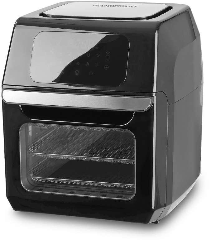GOURMETmaxx Heißluft-Fritteuse Digital mit 12 Liter Fassungsvermögen für 94,99€ inkl. Versand (statt 120€)