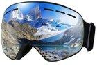 Mpow Ski- & Snowboardbrille mit Anti-Beschlag-UV-Schutz für 16,99€