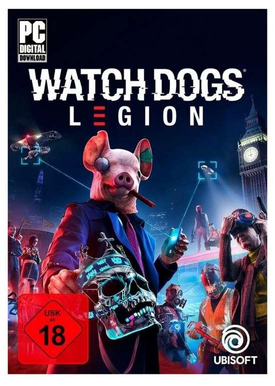 Watch Dogs Legion (PC) für 14,99€ inkl. Versand (statt 34€)
