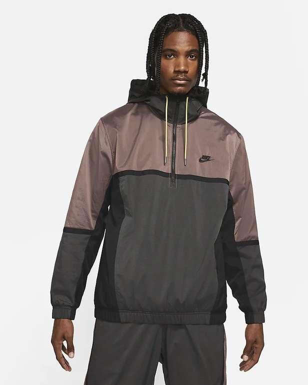 Nike Sportswear Herren Kapuzenjacke mit Halbreißverschluss für 37,78€ inkl. Versand (statt 72€) - Member!