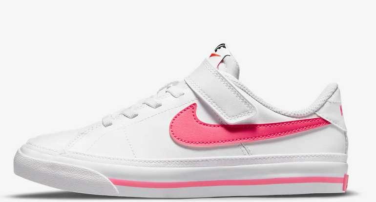 Nike Back to School Sale mit -25% EXTRA auf viele Artikel für Member - z.B Nike Court Legacy Schuh Kids für 25,48€