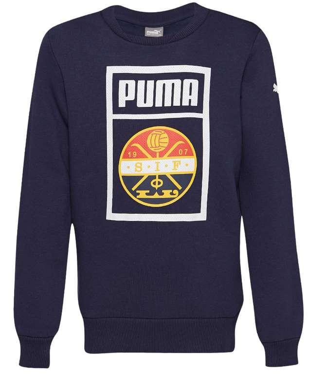 Puma Strømsgodset IF Kinder Fan Sweatshirt für 16,94€ inkl. Versand (statt 24€)
