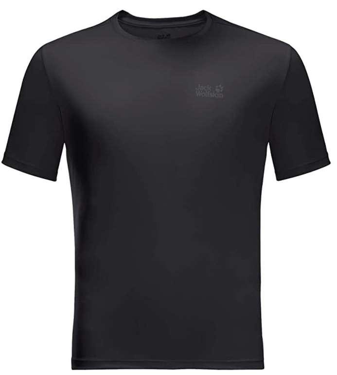 Jack Wolfskin Herren Tech T M Schnelltrocknendes T-Shirt für 12,99€ inkl. Prime Versand (statt 21€)