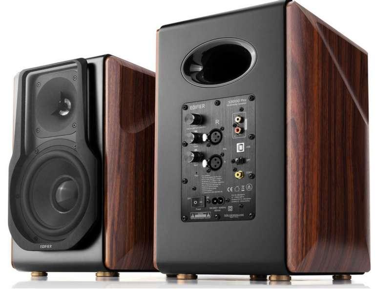Edifier S3000 Pro drahtloser Lautsprecher in braun für 508,98€inkl. Versand (statt 656€)