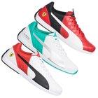 PUMA Evo 1.4 Speed Sneaker (Ferrari-/Mercedes Design) für Herren je 39,99€