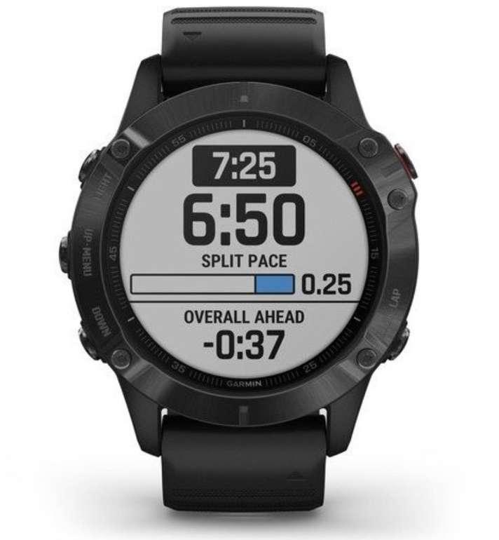Garmin Fenix 6 Pro Metall Silikon GPS-Sportuhr für 448,99€ inkl. Versand (statt 499€) - MM Club + Newsletter!