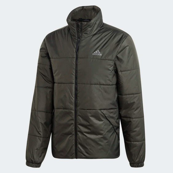 Adidas BSC 3-Streifen Insulated Herren Winterjacke für 33,60€ inkl. Versand (statt 42€)