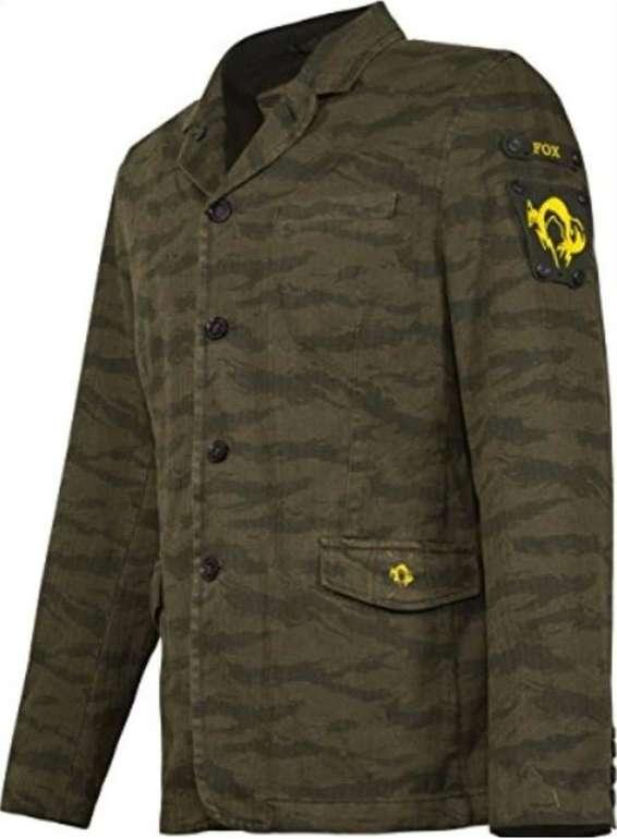 Musterbrand Diamond Gear foxhount/diamond dog Metal Gear Solid Herren Jacke für 23,20€ (statt 29€)