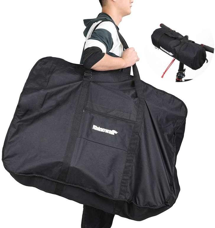 Volkcam faltbare Fahrrad Transporttaschen reduziert, z.B. 14 bis 20 Zoll für 14,99€