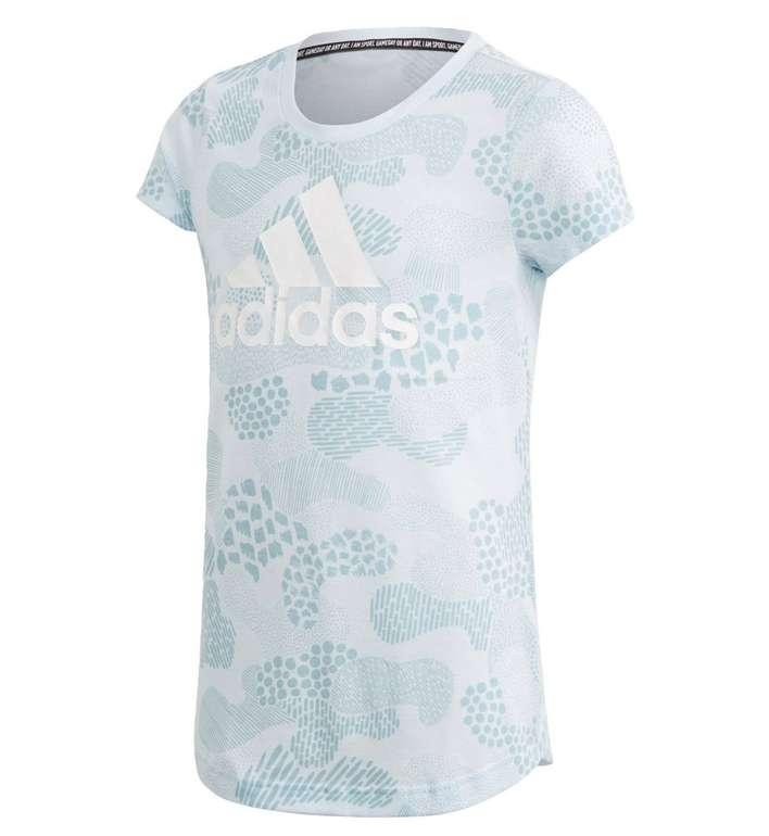 Adidas Mädchen Must Haves Graphic T-Shirt für 10,48€ inkl. Versand (statt 17€) - Creators Club