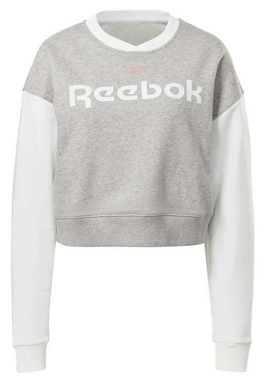 Reebok Damen Sportsweatshirt in Taupe für 15,33€ inkl. Versand (statt 27€)