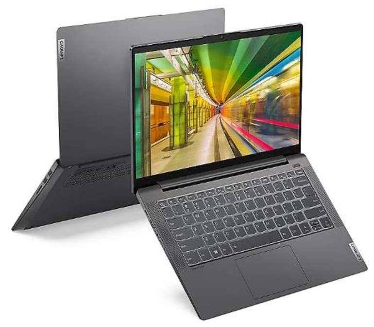 "Lenovo IdeaPad 5 14 - 14"" FHD IPS Notebook (Ryzen 5 5500U, 8GB RAM, 256GB SSD, Fingerprint) für 499,90€"