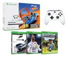 Xbox One S (500 GB) + 5 Games + 2. Controller für 281,99€ statt ca. 350€