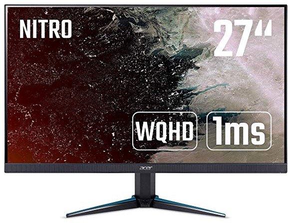 "Acer Nitro VG270UP - 27"" Monitor (WQHD, IPS, 144Hz) für 304,99€ inkl. Versand"
