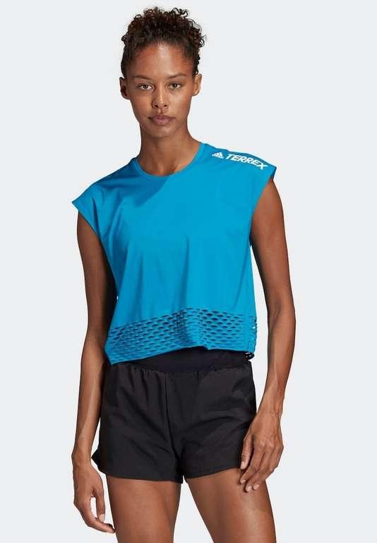 "Adidas Performance Damen T-Shirt ""Terrex Agravic"" ab 11,36€ inkl. Versand (statt 25€)"