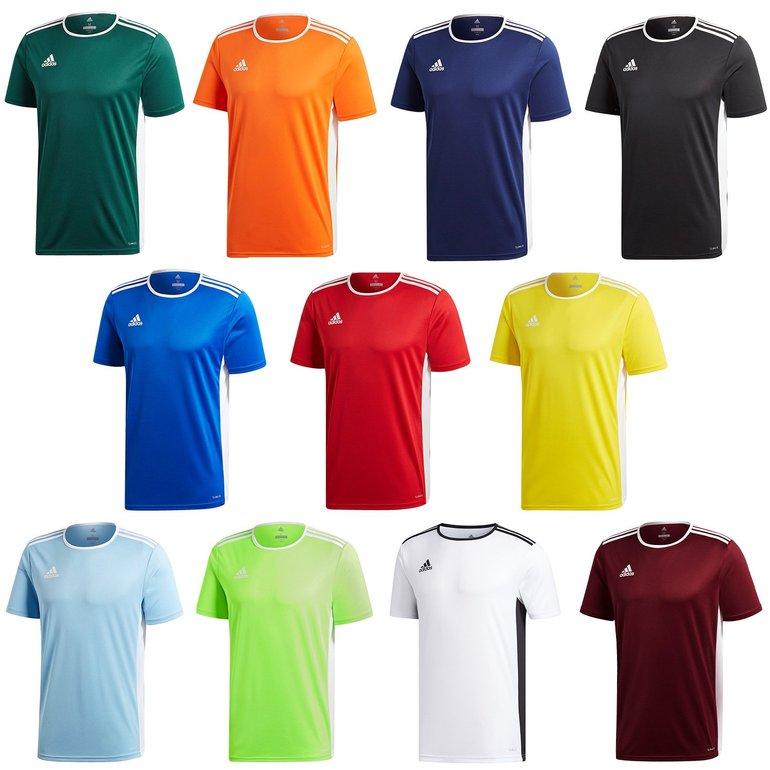 Adidas Performance Trikot Entrada 18 (versch. Farben) für je 12,95€ inkl. Versand