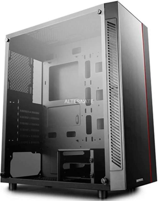 DeepCool Matrexx 55, Tower-Gehäuse (schwarz, Tempered Glass) für 41,98€ inkl. Versand (statt 51€)