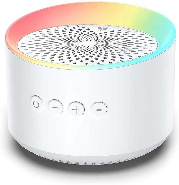 Axloie kabelloser Bluetooth Lautsprecher (10W, LED Farbwechsel) für 9,99€ inkl. Prime Versand (statt 16€)
