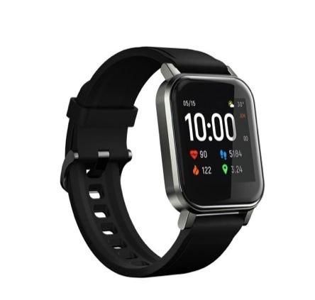Haylou LS02 Smart Watch 2 schwarz für 18,69€ inkl. Versand (statt 30€)