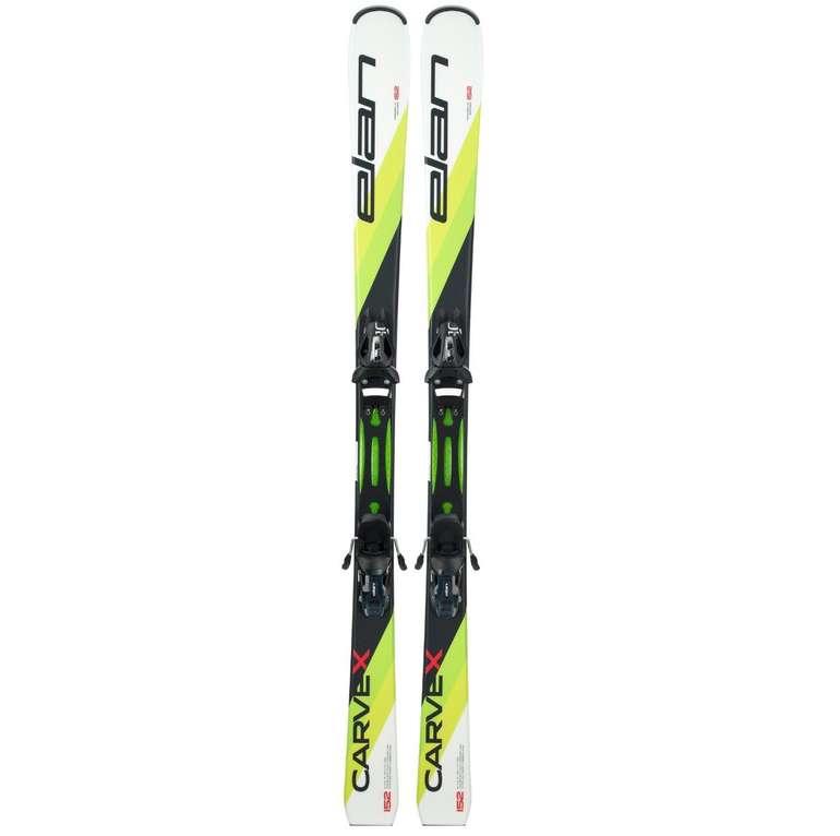 Ski-Set: Elan Carve X LS - Carving Ski + EL 10.0 GW Shift Bindung für 104,98€ (statt 250€)