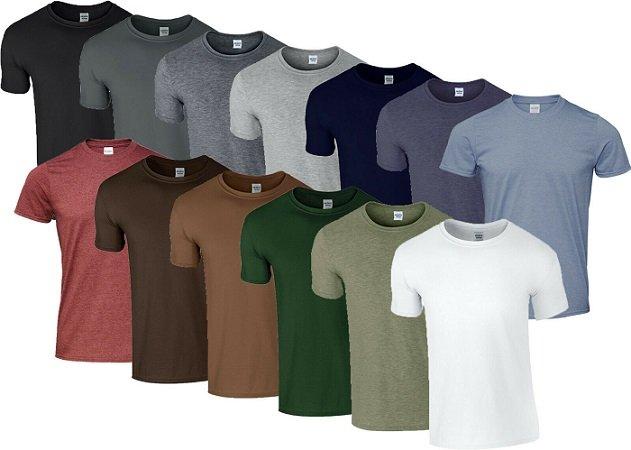 7er Pack GILDAN T-Shirts (M - 2XL) für nur 20,95€ inkl. VSK