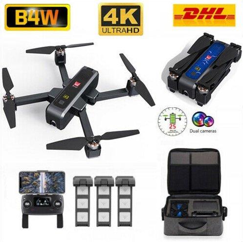 MJX Bugs 4W RC WiFI Drohne mit 4K Kamera für 155,99€ (statt 186€)
