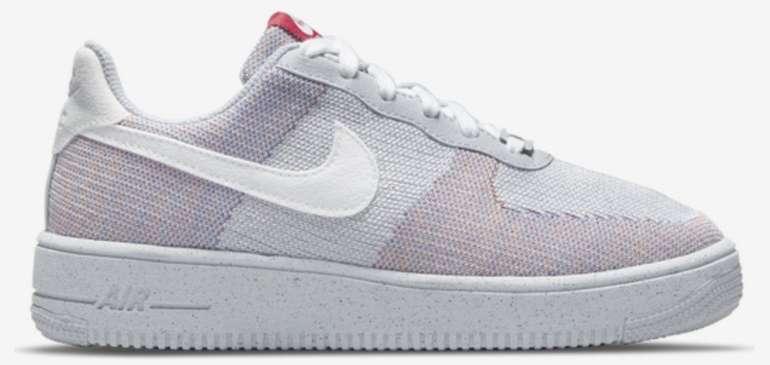 Nike Air Force 1 Crater Flyknit GS Sneaker für 64,98€ inkl. Versand (statt 100€)
