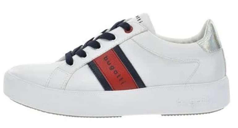 Bugatti Damen Sneaker in rot / silber / weiß für 39,14€ inkl. Versand (statt 65€)