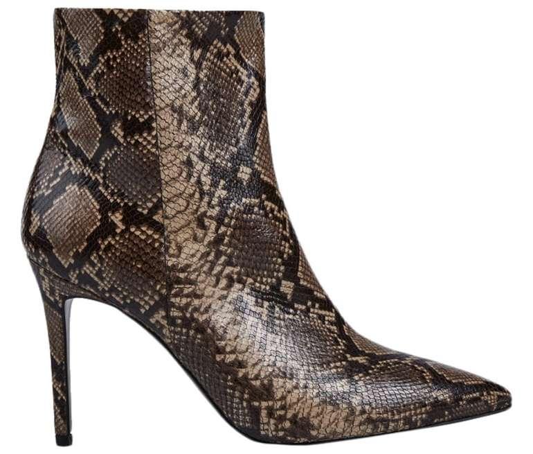 30% BF-Rabatt auf Marc Cain Fashion - z.B. Damen-Stiefeletten für 279,30€