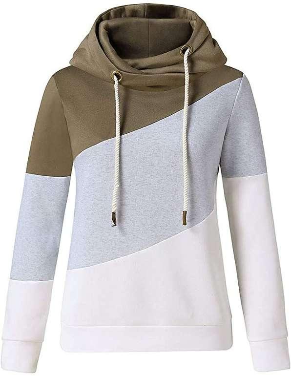 Sonojie Damen Sweatshirt (verschiedene Designs) ab 10,95€ inkl. Versand (statt 37€)