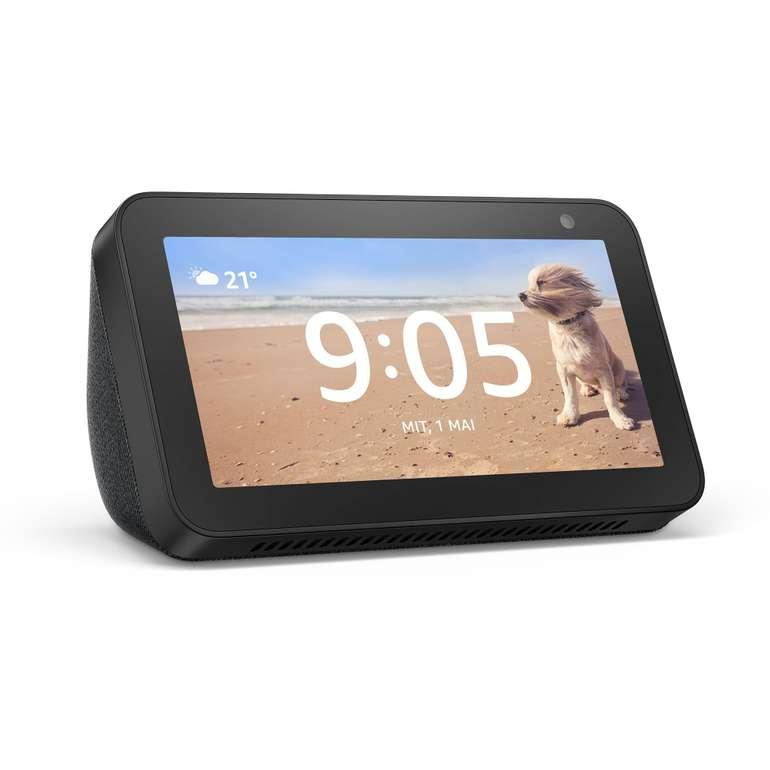 "Amazon Echo Show 5 - kompaktes 5,5"" Smart Display mit Alexa ab 70,94€ (statt 90€)"