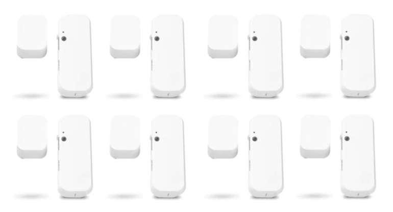 """Medion Smart Home Sparpaket: 8er Pack Tür- und Fensterkontakte """"P85703"""" für 39,95€"""