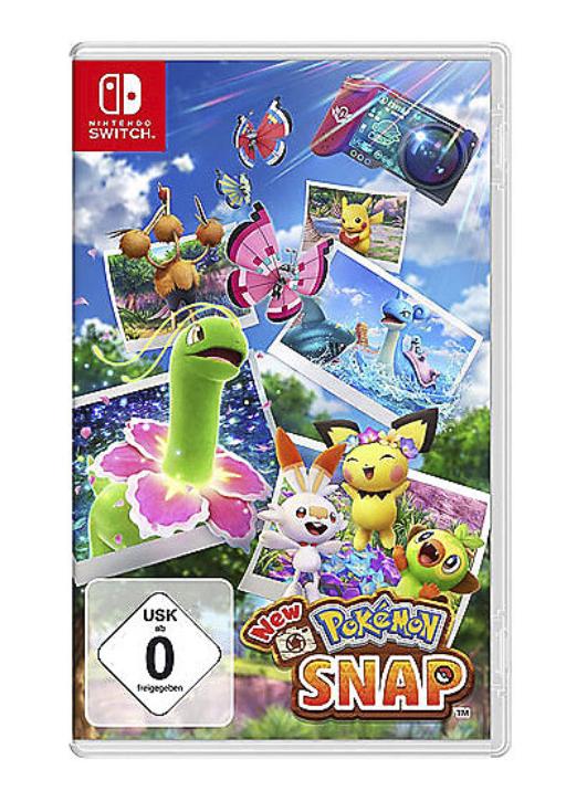 New Pokémon Snap - Nintendo Switch für 44,89€inkl. Versand (statt 48€)