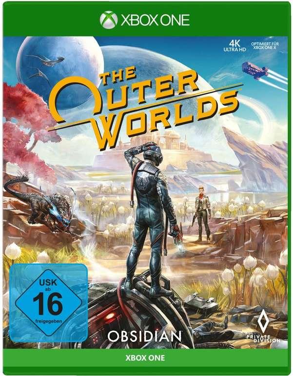 The Outer Worlds für die Xbox One für 12,99€ bei Abholung (statt 20€)