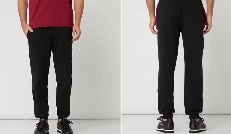 BOSS Mix&Match Pants Lounge-Hose mit Stretch-Anteil 2
